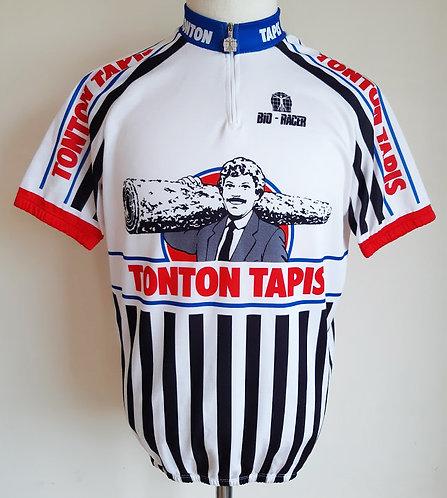 Maillot cycliste équipe Tonton Tapis