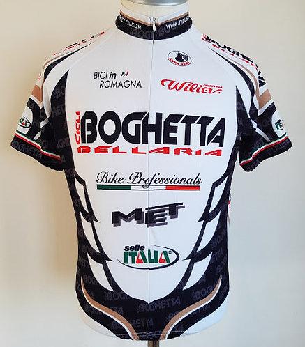 Maillot cycliste Cicli Boghetta Bellaria