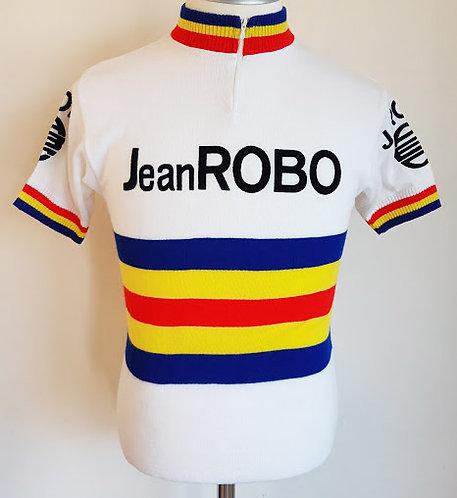 Maillot cycliste vintage Jean Robo