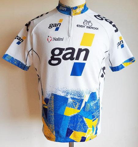 Maillot cycliste Gan