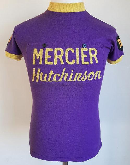 Maillot cycliste Mercier BP Hutchinson 1954