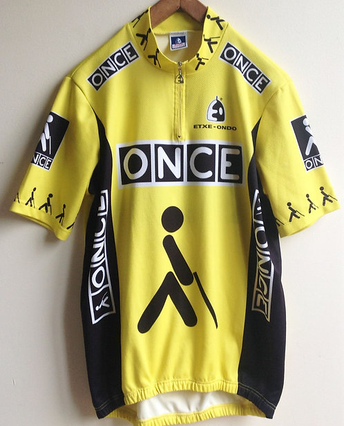 Maillot cycliste Once