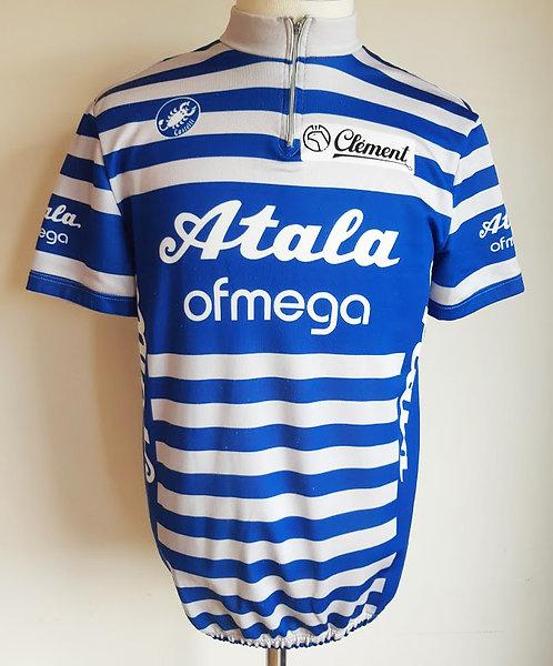 Maillot cycliste Atala Ofmega 1987