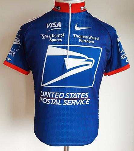 Maillot cycliste US Postal Service
