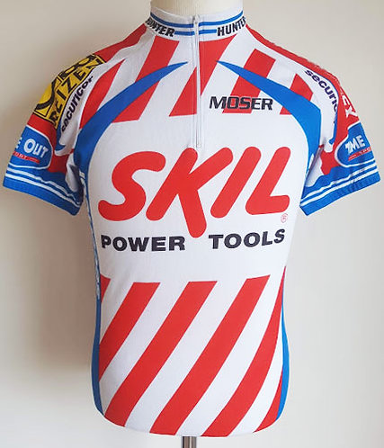 Maillot cycliste Team Skil Moser