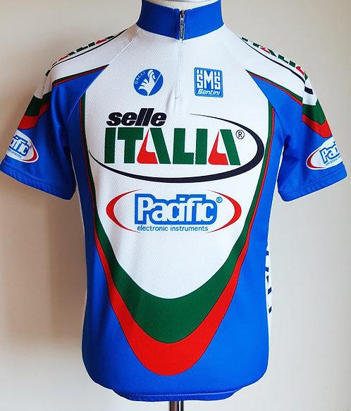 Maillot cycliste Selle Italia