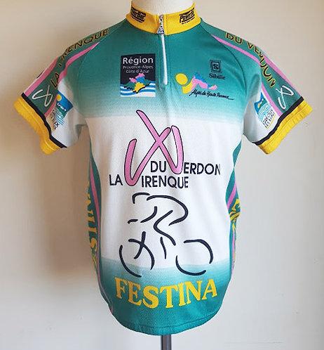 Maillot cycliste La Virenque du Verdon