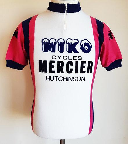 Maillot cycliste vintage Miko Mercier Hutchinson