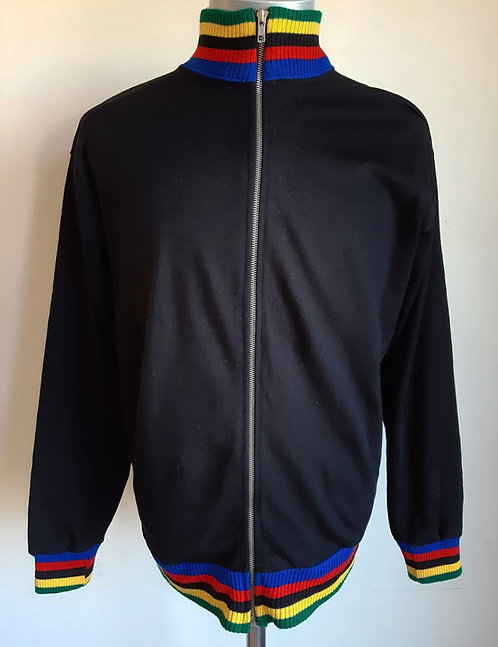 Veste cycliste vintage Campitello
