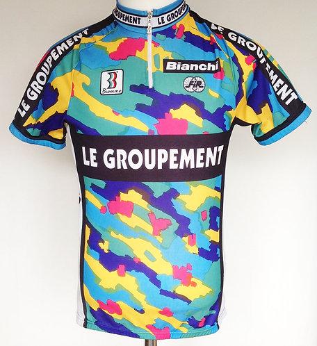 Maillot cycliste équipe Le Groupement
