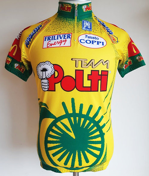 Maillot cycliste Team Polti