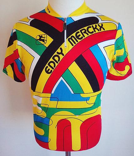 Maillot cycliste vintage Eddy Merckx