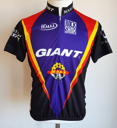 Maillot cycliste Giant