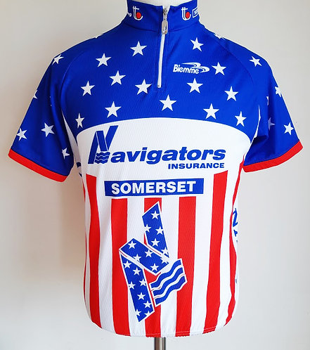 Maillot cycliste Navigators