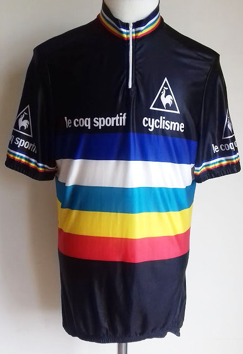 Maillot cycliste vintage Le Coq Sportif