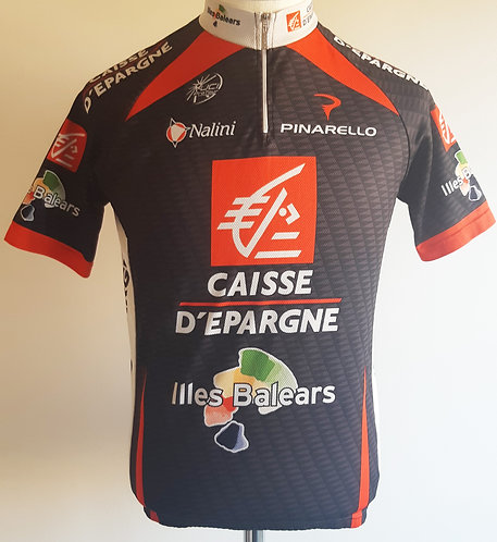 Maillot cycliste Caisse d'Epargne Illes Balears