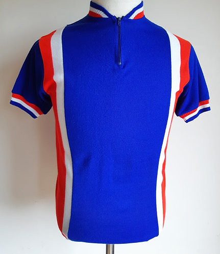 Maillot cycliste vintage France