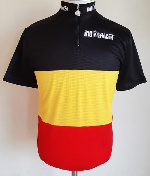 Maillot cycliste Champion de Belgique