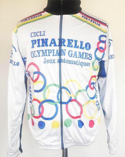 Veste cycliste vintage Pinarello