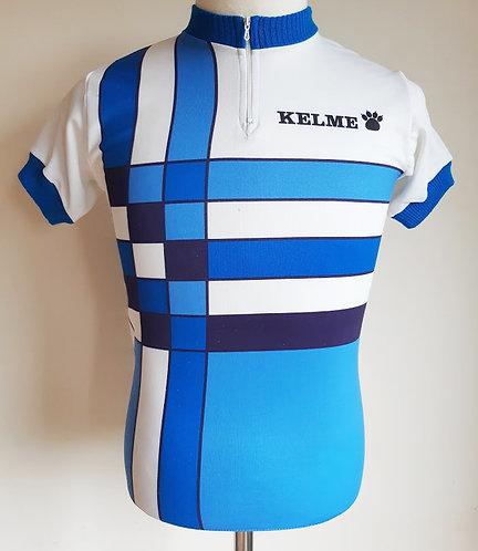 Maillot cycliste vintage Kelme