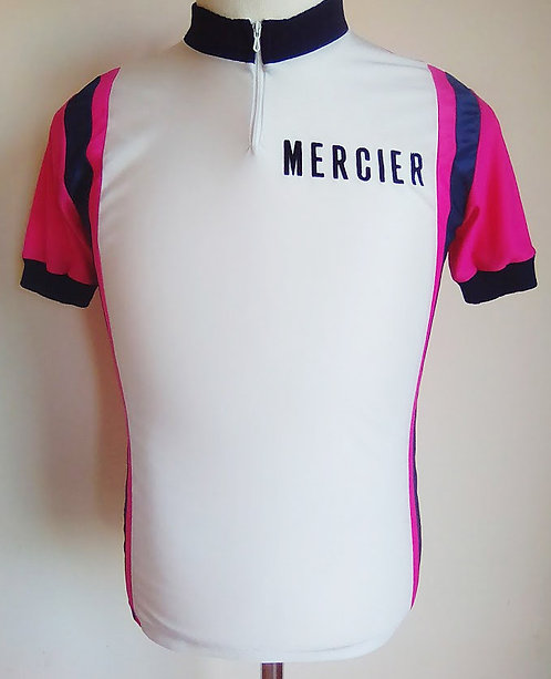 Maillot cycliste vintage Mercier