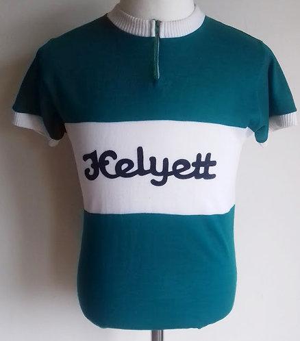 Maillot cycliste vintage Helyett