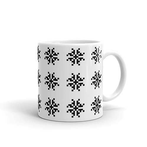 Snow I Mug Ceramic