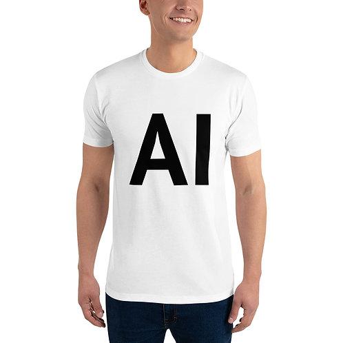 Short Sleeve T-shirt - AI -  Artificial Intelligence