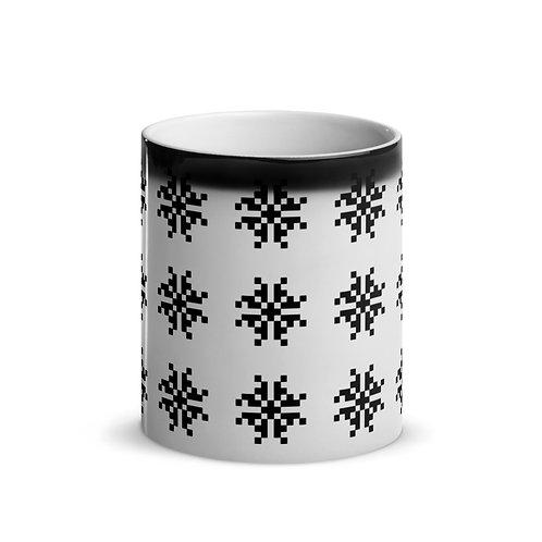 Snow I Glossy Magic Mug Ceramic