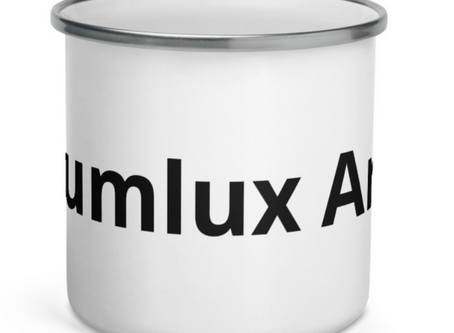 The Lumlux Art Mug