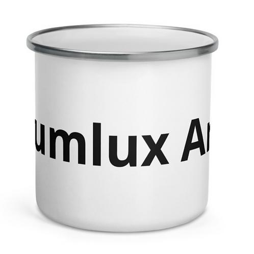 Lumlux Art Enamel Mug