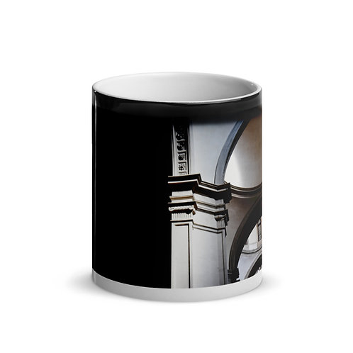 Cathedral I* Glossy Magic Mug Ceramic