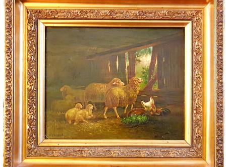Painting J. Leemputten