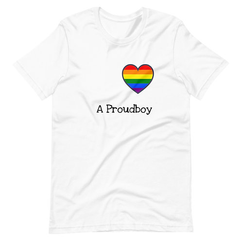 Proudboy Short-Sleeve T-Shirt