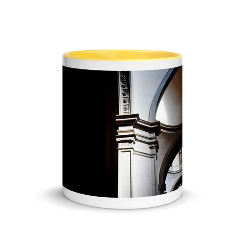 Cathedral I* Mug with Color Inside