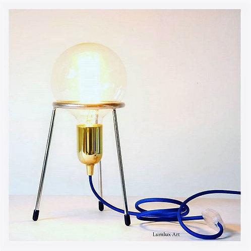 Minimalistic Tripod Globe Light