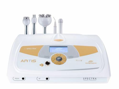 Spectra Artis G3 - Tonederm - Aparelho de Radiofrequência + RF Fracionada