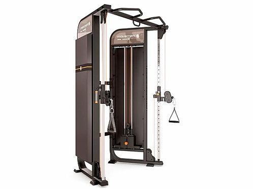 Estação de Musculação - Wire Cross 45 - Movement