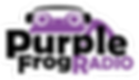 Purple Frog Radio Logo (Outline).png