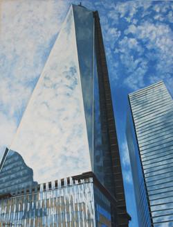 Vertical, no limit 116 x 89 cm