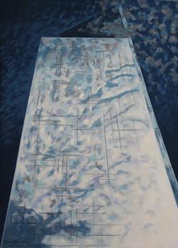 Ice block 100 x 73 cm