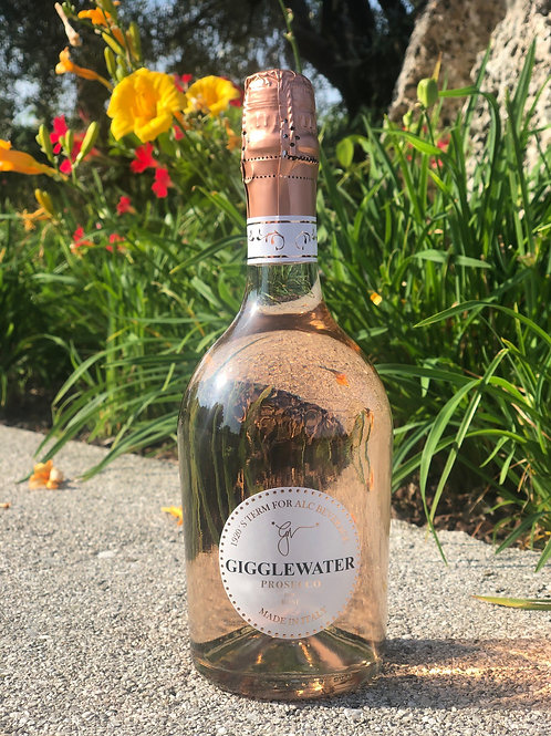 Gigglewater Sparkling Rose (Italy)