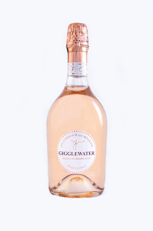 Gigglewater Sparkling Italian Rosé
