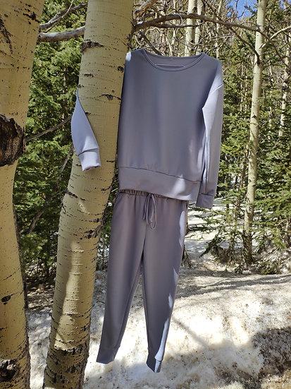 Casual 2 piece sweat suit