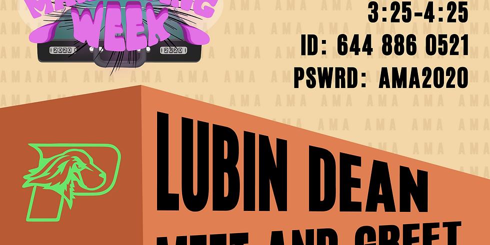 AMA Marketing Week: Lubin Dean Meet and Great