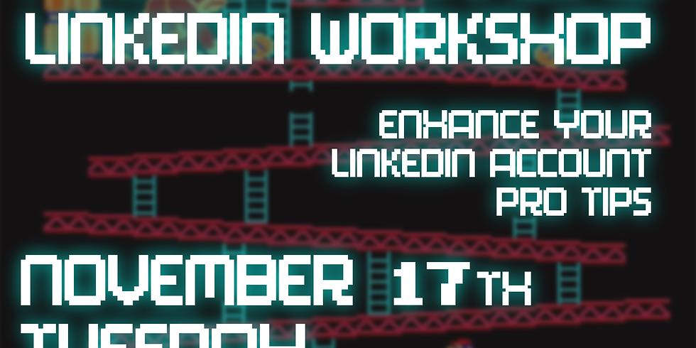 Personal Branding Week: LinkedIn Workshop
