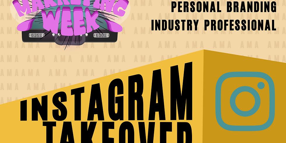AMA Marketing Week: Instagram Takeover