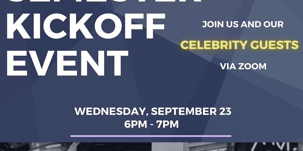 Semester Kickoff Event
