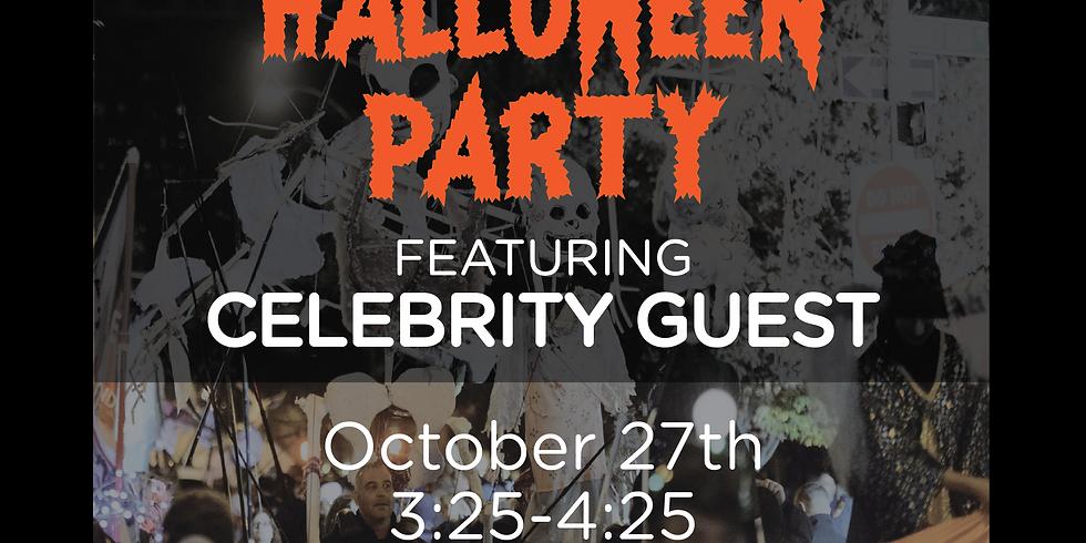 AMA Halloween Party