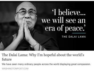 Words of Wisdom (WOW) from Dalai Lama